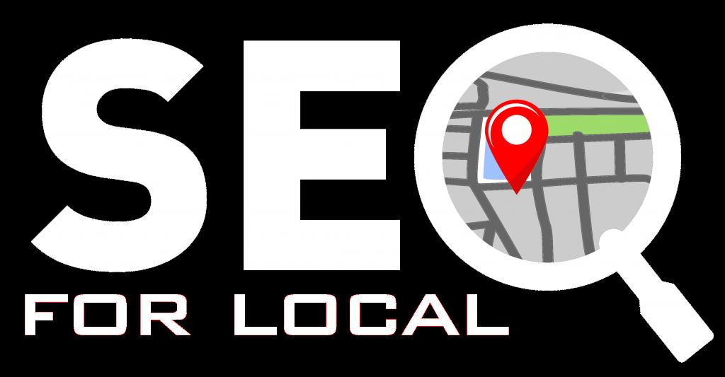 SEOForLocal White Logo